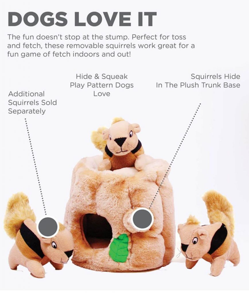 dog activity toy